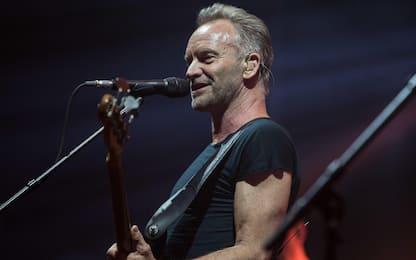 """Sting esce con il nuovo album """"Duets"""" e si racconta a Sky Tg24. VIDEO"""