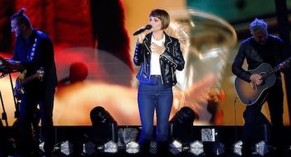 Alessandra Amoroso, il concerto in streaming live da Roma