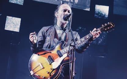 Radiohead, arriva una serie in streaming di concerti storici
