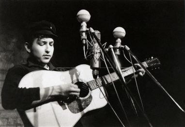 11 aprile 1961, il primo concerto di Dylan... merito di un calabrese