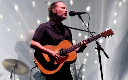 Radiohead, il live 'From the Basement' di Thom Yorke  su YouTube