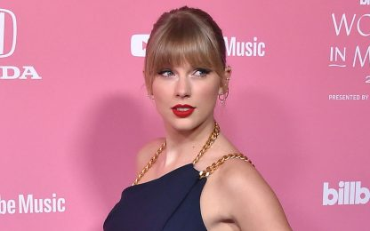 Taylor Swift batte un record dei Beatles nella classifica UK