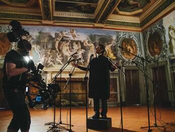 MUS.E presenta Aurora, il cortometraggio del video di Giovanni Caccamo