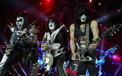 Kiss: un film biopic dedicato alla rock band in arrivo su Netflix