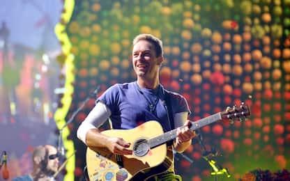 Coldplay, Higher Power: pubblicato un video del brano su Instagram