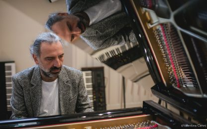 Stefano Bollani, la fotostoria del pianista jazz