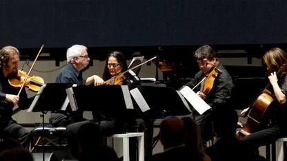 Concerto omaggio a Ennio Morricone, Piccioni & Quartetto Pessoa