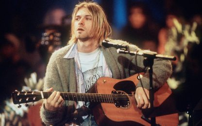 Kurt Cobain, i dubbi sulle cause della morte nel dossier dell'FBI