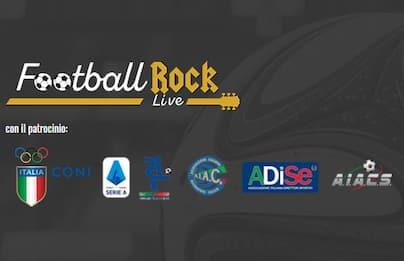 FootballRock, il 24 agosto musica e calcio insieme all'Arena di Milano