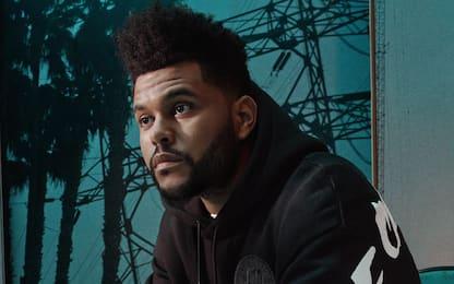 The Weeknd pubblica un messaggio misterioso su Instagram
