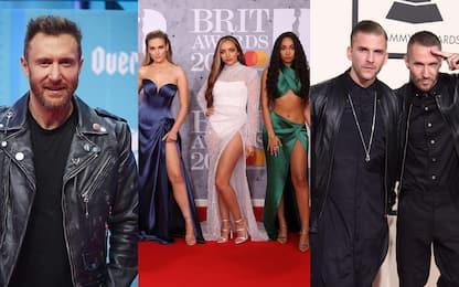 David Guetta annuncia HeartBreak Anthem con le Little Mix e i Galantis