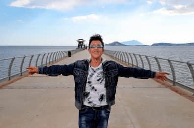 Edoardo Bennato, una favola rock per Bagnoli. VIDEO