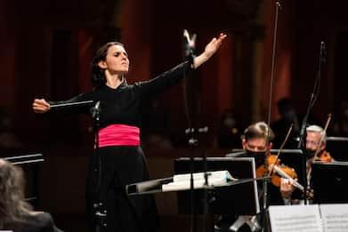 Oksana Lyniv, prima direttrice d'orchestra al Festival di Bayreuth