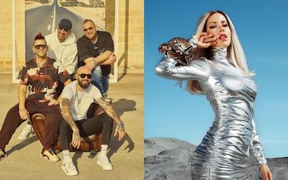 Boomdabash e Baby K, Mohicani: è uscito il video della nuova canzone