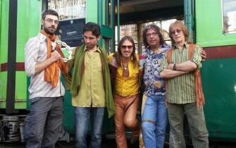 The Tram Tracks Band