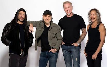 Metallica in concerto a Firenze a giugno 2022: info e biglietti