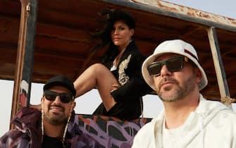 Giusy Ferreri e il duo di produttori Takagi e Ketra