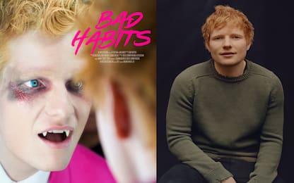 Ed Sheeran, Bad Habits: è uscito il video della nuova canzone