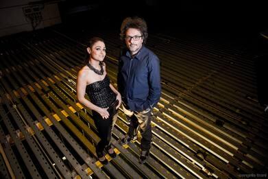 Petra Magoni e Ferruccio Spinetti cantano il volontariato a Tu per  Tu