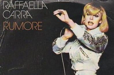 Raffaella Carrà, il record dei 60 milioni di dischi venduti
