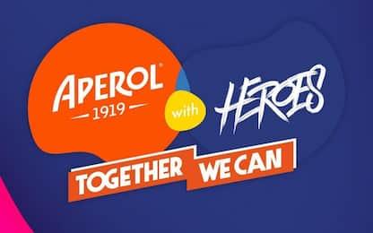 Heroes, il cast del concerto all'Arena di Verona a settembre. FOTO