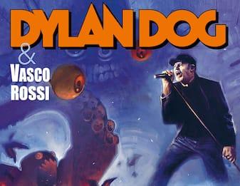 Dylan Dog omaggia Albachiara di Vasco Rossi