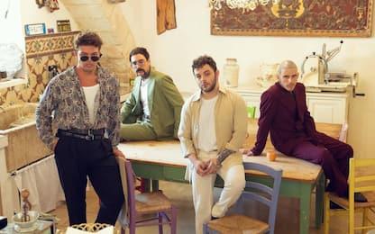Lorenzo Fragola e The Kolors, è uscito il videoclip di Solero