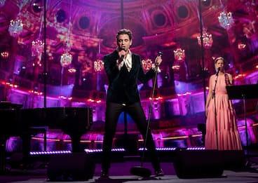 Mika concerto a Versailles nella magia dell'Opera Royal