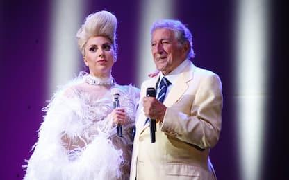 Lady Gaga annuncia il nuovo album Love For Sale con Tony Bennett