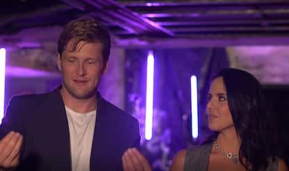Denise Faro e Alexander Acha cantano l'amore in ¿Vienes o Vas?