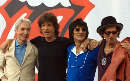 Rolling Stones, Charlie Watts sostituito da Steve Jordan per il tour
