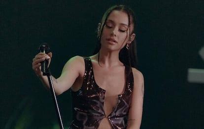 Ariana Grande, il concerto su Fortnite. VIDEO