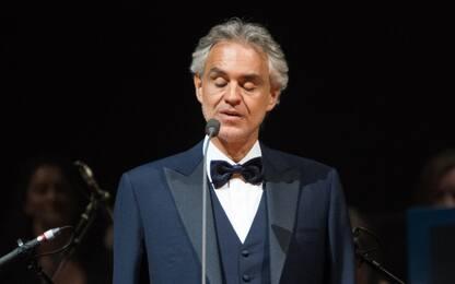 Andrea Bocelli allo Sferisterio di Macerata: musica e solidarietà