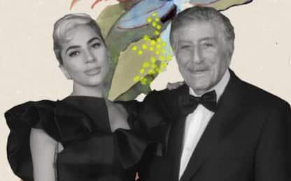 Lady Gaga e Tony Bennett, Love for sale: domani esce la nuova canzone
