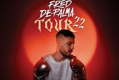 Fred De Palma in concerto nel 2022: le date del tour