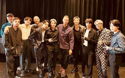 BTS e Coldplay, My Universe: il testo della canzone insieme