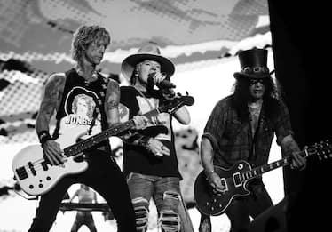 """Guns N' Roses, in arrivo """"Hard Skool"""""""