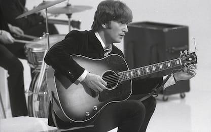 John Lennon, all'asta un nastro del 1970 con un inedito e dei racconti