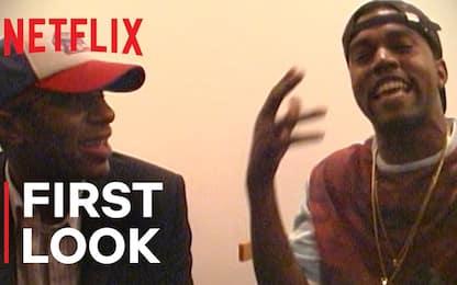 Kanye West, ecco la prima clip del documentario sulla sua vita