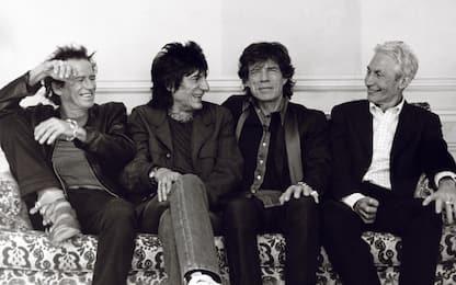 Rolling Stones, storia in 15 foto della band senza età di Mick Jagger
