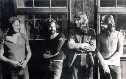 """Pink Floyd - Live at Pompeii"", arriva un docufilm"
