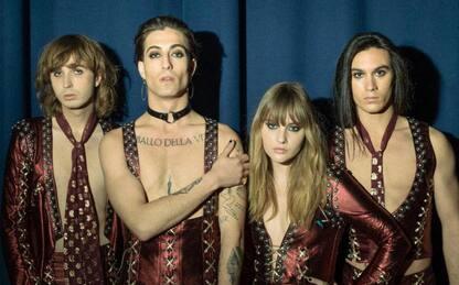 I Måneskin pubblicano un breve estratto del singolo MammaMia. VIDEO