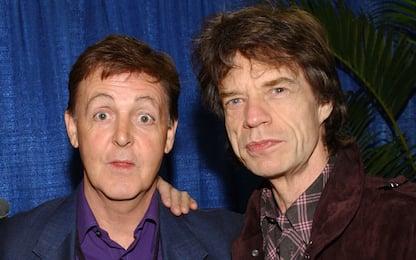 Paul McCartney: «I Rolling Stones? Sono una cover band blues»