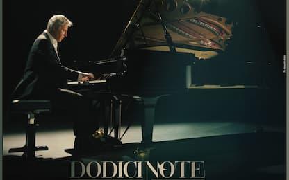 """Claudio Baglioni in concerto, le date del tour """"Dodici note solo"""""""