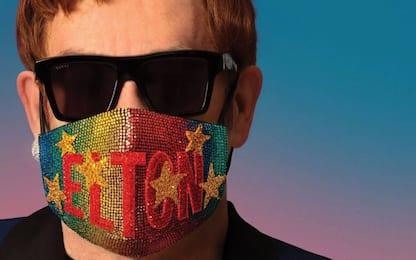 Elton John, esce oggi l'album The Lockdown Sessions con tanti feat.