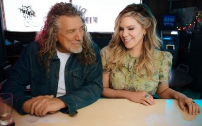 """Robert Plant e Alison Krauss, fuori il video di """"Can't let go"""""""
