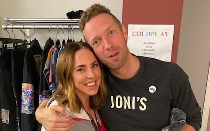 """Coldplay e Mel C delle Spice Girls cantano dal vivo 2 Become 1"""" VIDEO"""