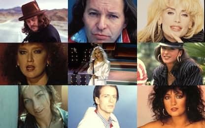 Cantanti italiani anni '80 ieri e oggi, ecco come sono cambiati. FOTO