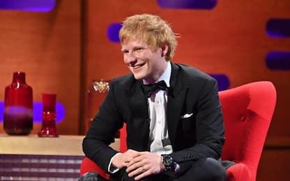 Ed Sheeran, le canzoni del nuovo album su Youtube Shorts