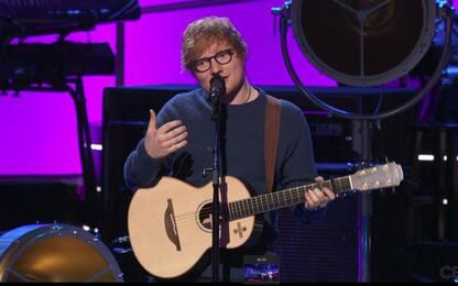 Ed Sheeran, in attesa del nuovo album, annuncia un concerto a Londra